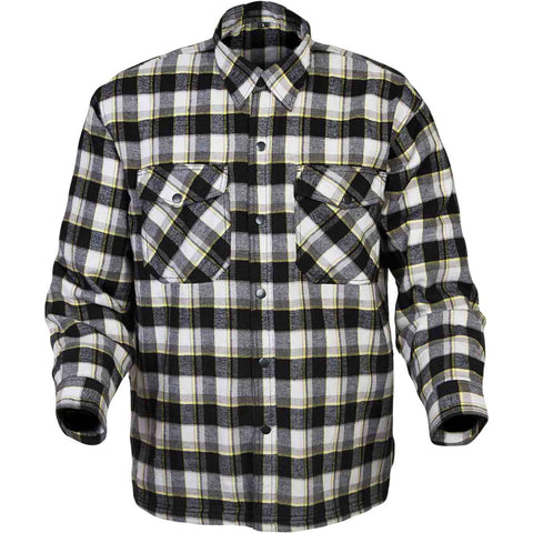 Scorpion Covert Flannel Men's Button-Up Long-Sleeve Shirts