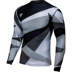 Seven Zero Battleship Compression LS Men's Off-Road Jerseys