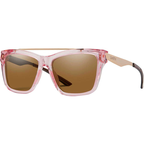 Smith Optics The Runaround Chromapop Women's Lifestyle Polarized Sunglasses-201269S4556L5