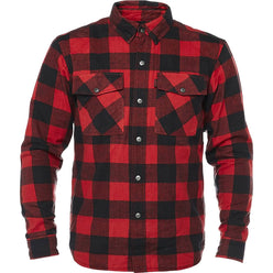Speed and Strength Dropout Armored Flannel Men's Button Up Long-Sleeve Shirts