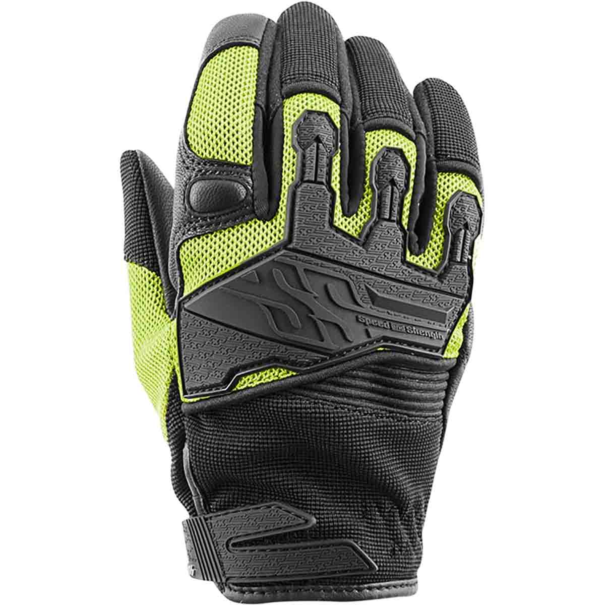 Speed and Strength Backlash Mesh Women's Street Gloves-872956