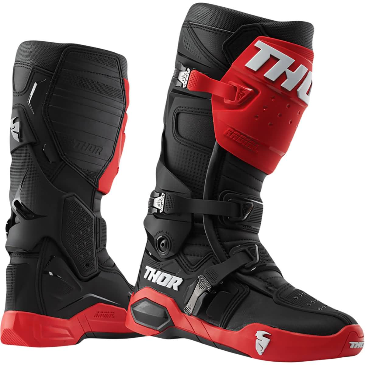Thor MX Radial Men's Off-Road Boots-3410