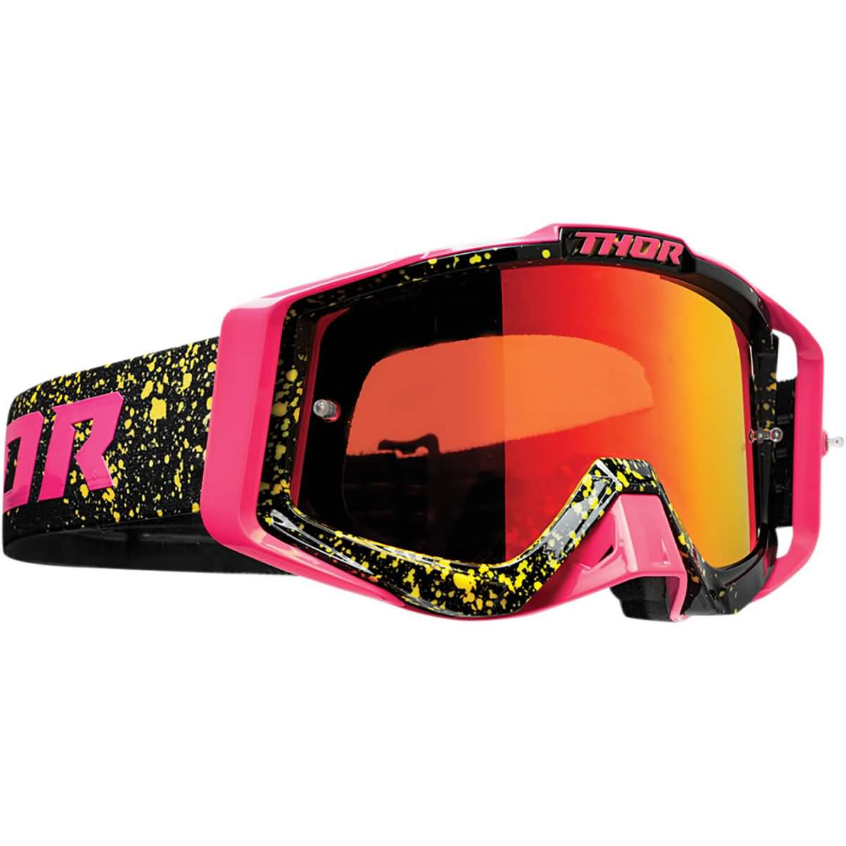 Thor MX Sniper Pro Splatta Men's Off-Road Goggles-2601