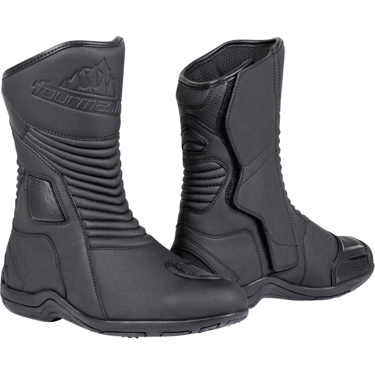 Tour Master Solution WP V3 Men's Street Boots-8601