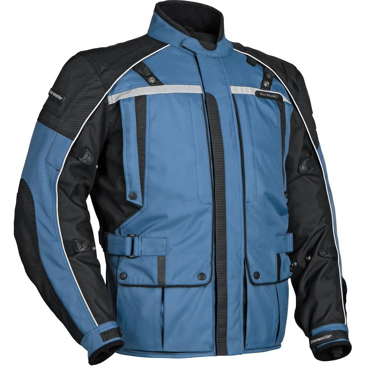 Tour Master Transition Series 3 Women's Street Jackets-8777