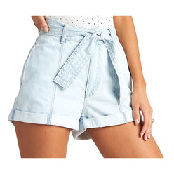 Billabong Day After Day Indigo Women's Denim Shorts (USED LIKE NEW / LAST CALL SALE)