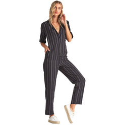 Billabong Hit The Highway Jumpsuit Women's Rompers (BRAND NEW)