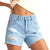 Billabong How Bout That Indigo Women's Denim Shorts (BRAND NEW)