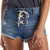 Billabong Lite Hearted Women's Denim Shorts (USED LIKE NEW / LAST CALL SALE)