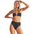 Billabong Onyx Wave Bandeau Women's Top Swimwear (BRAND NEW)