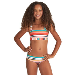 Billabong Rad Wave Tank Youth Girls Two Piece Swimwear (USED LIKE NEW / LAST CALL SALE)