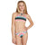 Billabong Sun Faded High Neck Youth Girls Two Piece Swimwear (USED LIKE NEW / LAST CALL SALE)