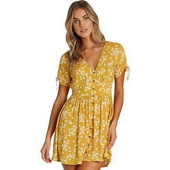 Billabong Twirl Twist Women's Dresses (BRAND NEW)
