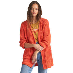 Billabong Warm Up Women's Cardigans (BRAND NEW)