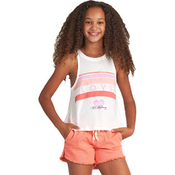 Billabong Wild Sun Youth Girls Denim Shorts (BRAND NEW)