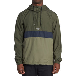 Billabong Wind Swell Anorak Men's Jackets (BRAND NEW)