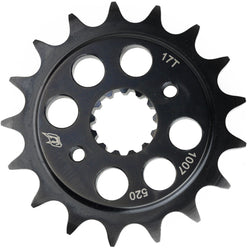 Driven Racing 1007-520-17T Front Sprocket - Motorcycle Tool Accessories
