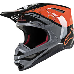 Alpinestars Supertech M8 Triple Adult Off-Road Helmets
