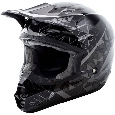 Fly Racing Kinetic Crux Youth BMX Helmets