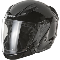 Fly Racing Tourist Solid Adult Cruiser Helmets