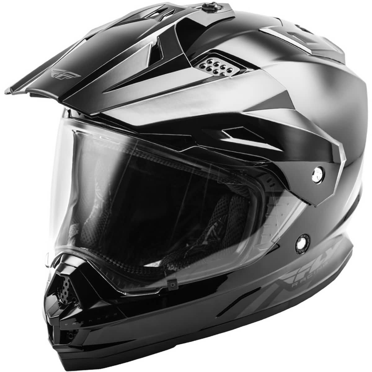 Fly Racing Trekker Solid Adult Off-Road Helmets-73-7010