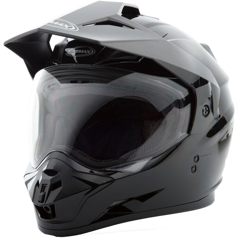 GMAX GM11 Solid Men's Off-Road Helmets - 72-702