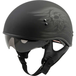 GMAX GM65 Ritual Naked Adult Cruiser Helmets (USED LIKE NEW / LAST CALL SALE)