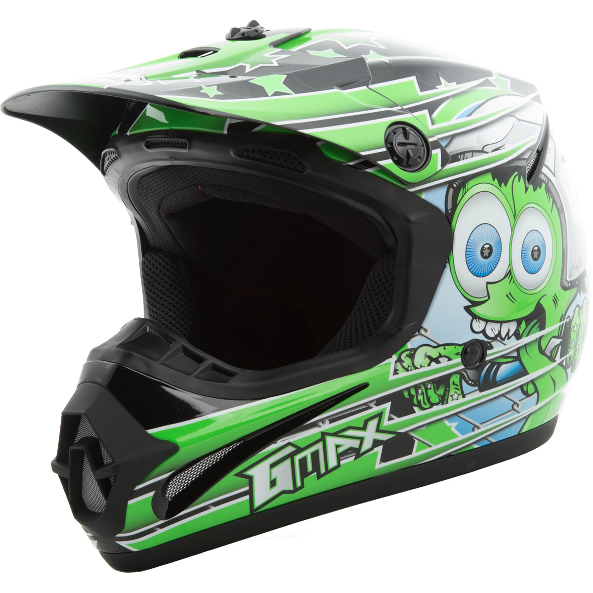 GMAX GM46.2 Superstar Youth Off Road Helmets - 72-669