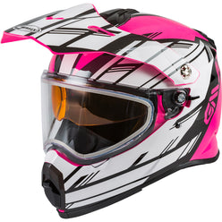 GMAX AT 21S Epic Dual Shield Adult Snow Helmets