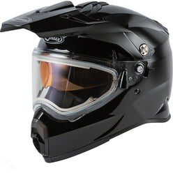 GMAX AT-21S Solid Electric Shield Adult Snow Helmets