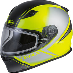 GMAX GM-49Y Hail Dual Sheild Youth Snow Helmets (Lightly Used)