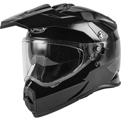 GMAX AT-21 Solid Adult Off-Road Helmets (NEW)