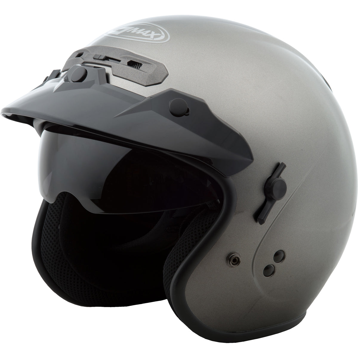 GMAX GM32 Solid Adult Cruiser Helmets - 72-492