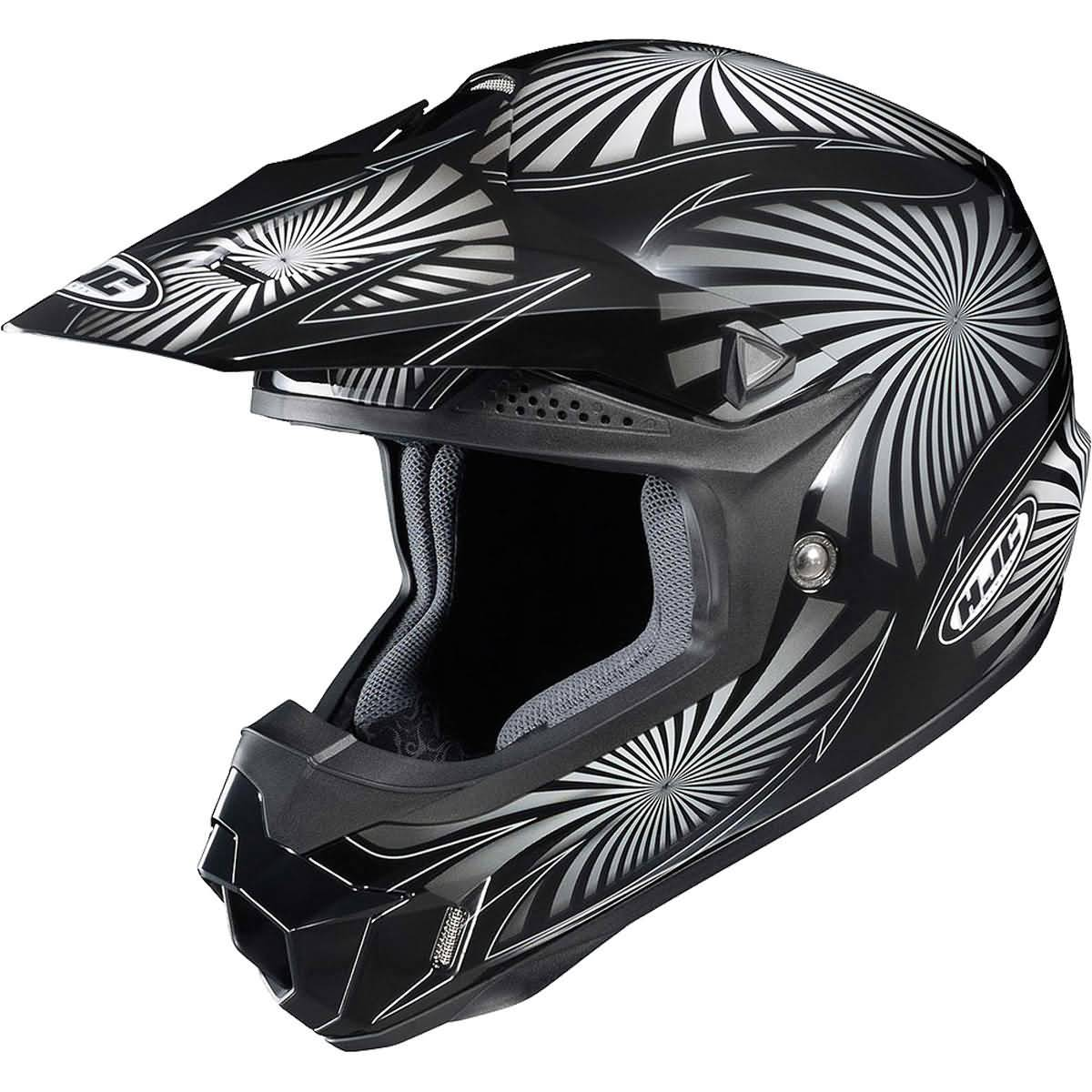 HJC CL-X6 Whirl Adult Off-Road Helmet-0862