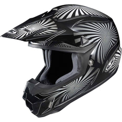 HJC CL-X6 Whirl Adult Off-Road Helmets (USED LIKE NEW)