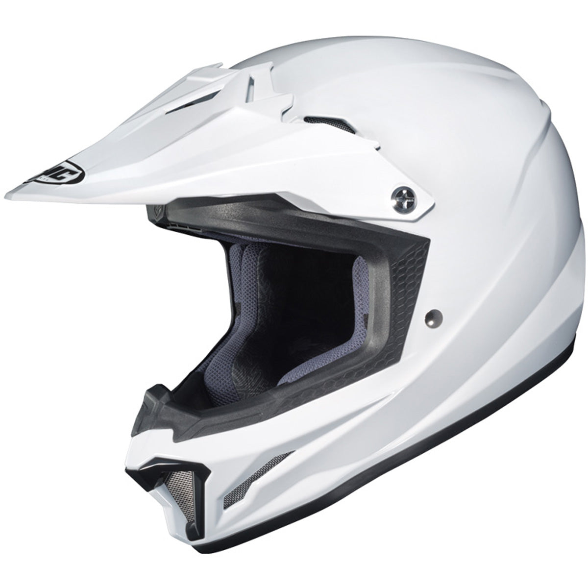 HJC CL-XY II Solid Youth Off-Road Helmets-0865