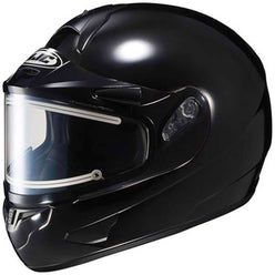 HJC CL-16 Solid Electric Shield Adult Snow Helmets (NEW - MISSING TAGS)