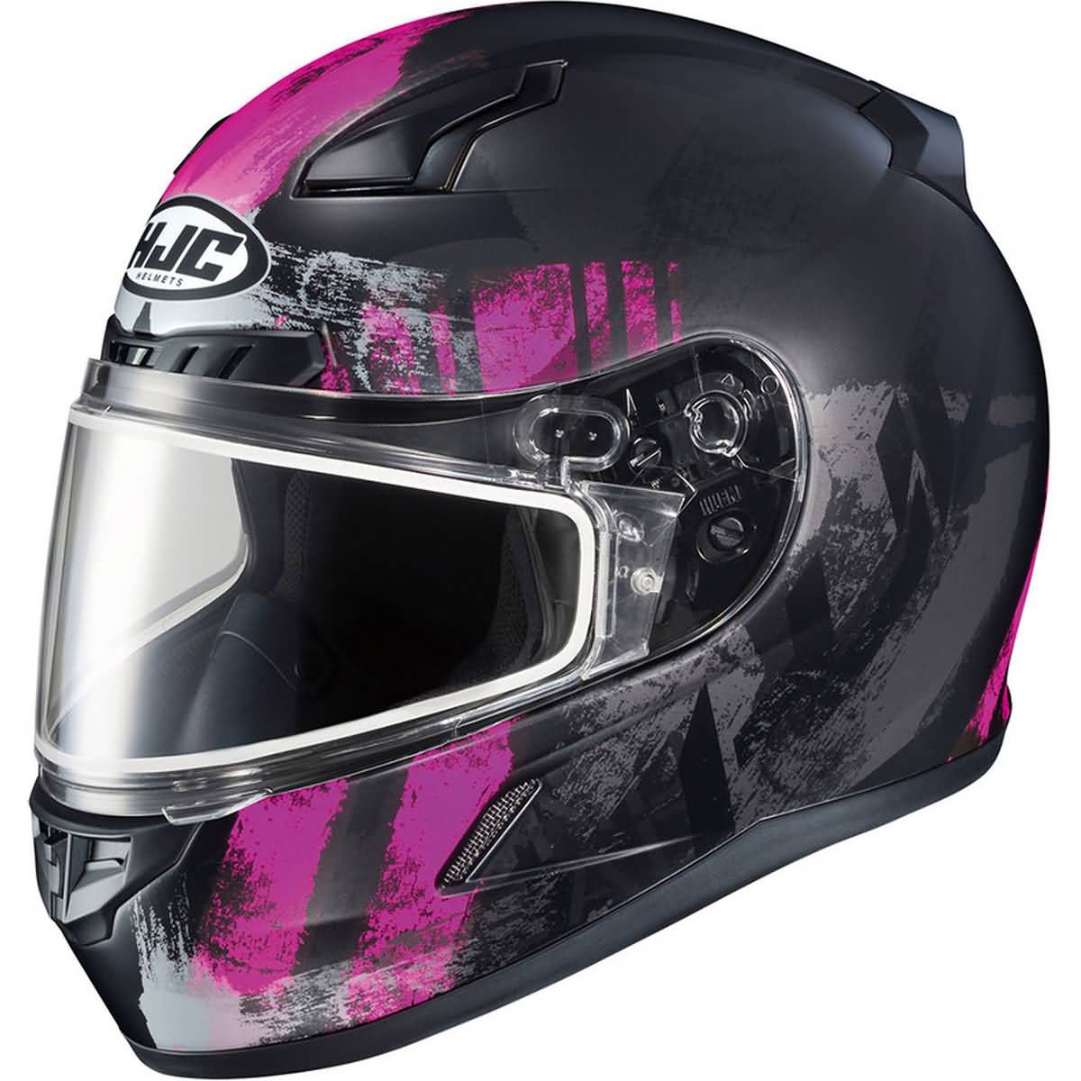 HJC CL-17 Arica Dual Shield Adult Snow Helmets-1151