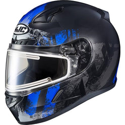 HJC CL-17 Arica Electric Shield Adult Snow Helmets (NEW)