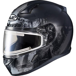 HJC CL-17 Arica Electric Shield Adult Snow Helmets (BRAND NEW)