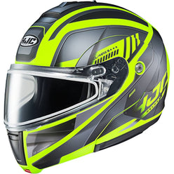 HJC CL-Max 3 Gallant Dual Shield Adult Snow Helmets (LIKE NEW)