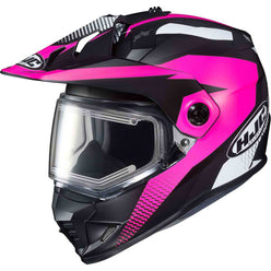 HJC DS-X1 Awing Electric Shield Adult Snow Helmets (NEW - MISSING TAGS)