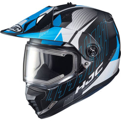 HJC DS-X1 Gravity Electric Shield Adult Snow Helmets (NEW)