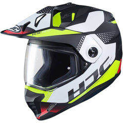 HJC DS-X1 Tactic Electric Shield Adult Snow Helmets (LIGHTLY USED)