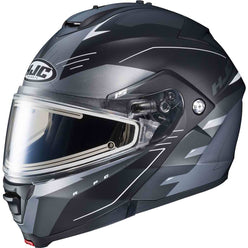 HJC IS-MAX II Cormi Electric Shield Adult Snow Helmets (LIKE NEW)