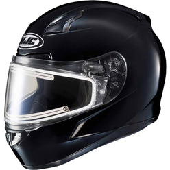 HJC CL-17 Solid Electric Shield Adult Snow Helmets (NEW - MISSING TAGS)