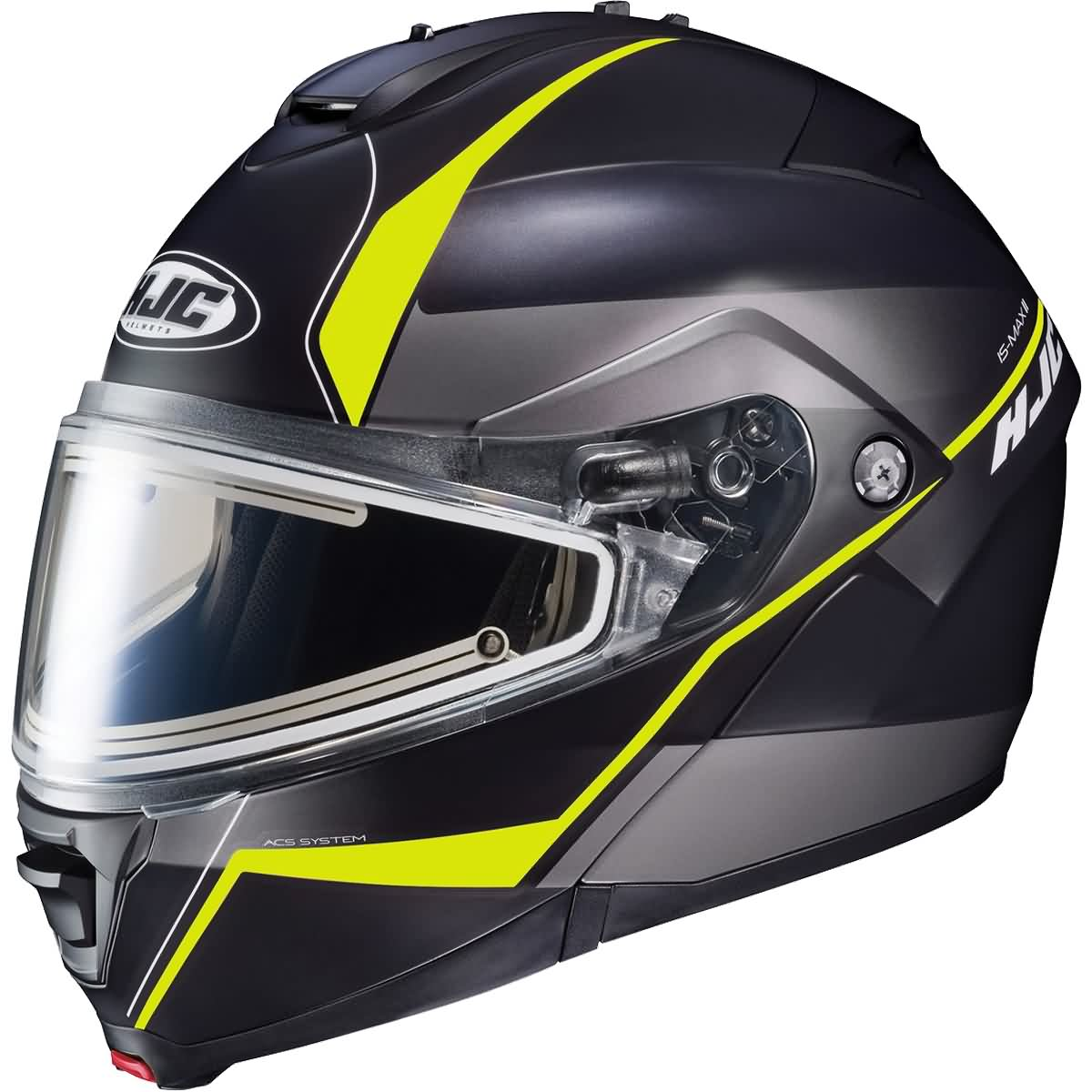 HJC IS-MAX II Mine Electric Men's Snow Helmets-1241