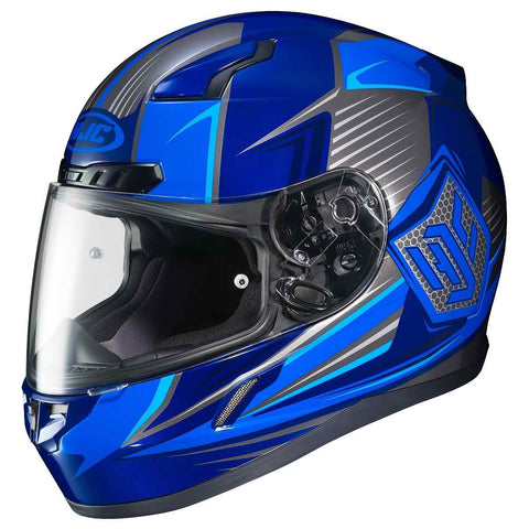 HJC Striker CL-17 Motorcycle Adult Street Helmets