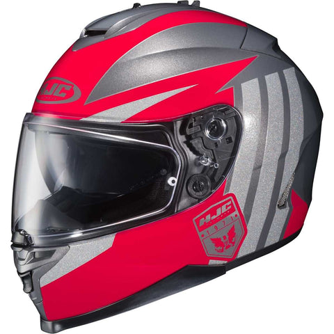 HJC Grapple IS-17 Sports Bike Motorcycle Adult Helmets