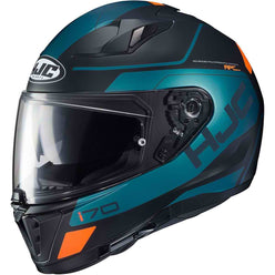 HJC I70 Karon Adult Street Helmets (NEW - MISSING TAGS)